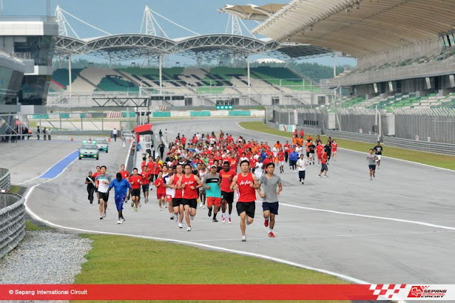 Aktiviti di Sepang International Circuit