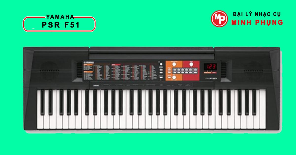 hướng dẫn sử dụng đàn organ yamaha psr f51