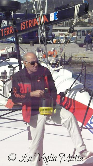 Barcolana 45 prima della regata