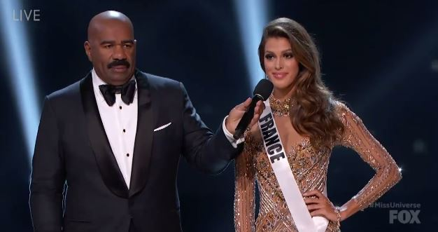 Miss Universe Iris Mittenaere's exact answer to the Top 3 Q&A?
