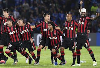 Atlético Paranaense enfrenta a  Deportivo Capiatá en Copa Libertadores 2017