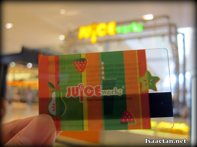 Juice Works Pavilion KL Bloggers