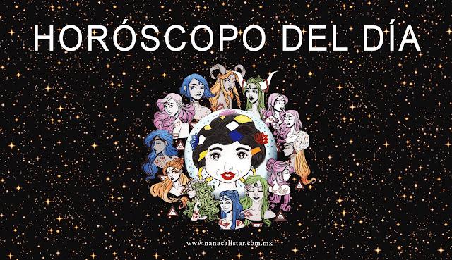 Horóscopo del Día - Miércoles 24 de Abril