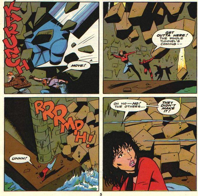 Disciples of Boltax Bishs Review Marvel UK 121