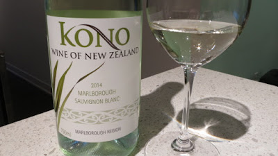 Kono Sauvignon Blanc 2014 - Marlborough, South Island, New Zealand (87 pts)