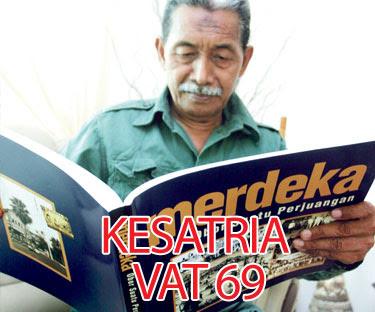 Kisah Seorang Komando VAT 69, Air Mata Jantan Itu Akhirnya Mengalir Jua-Deputi Superintendan (B) Mohd. Noor Razak