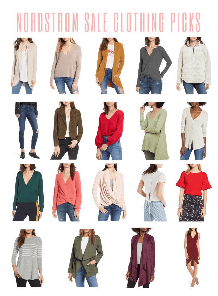 Nordstrom Anniversary Sale Clothing Picks