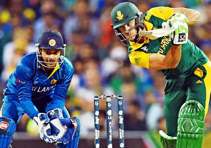 1st Quarter Final Sri Lanka Vs South Africa World Cup 2015