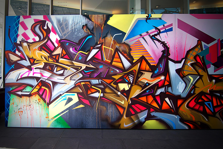 pictures of graffiti art on walls - elitflat
