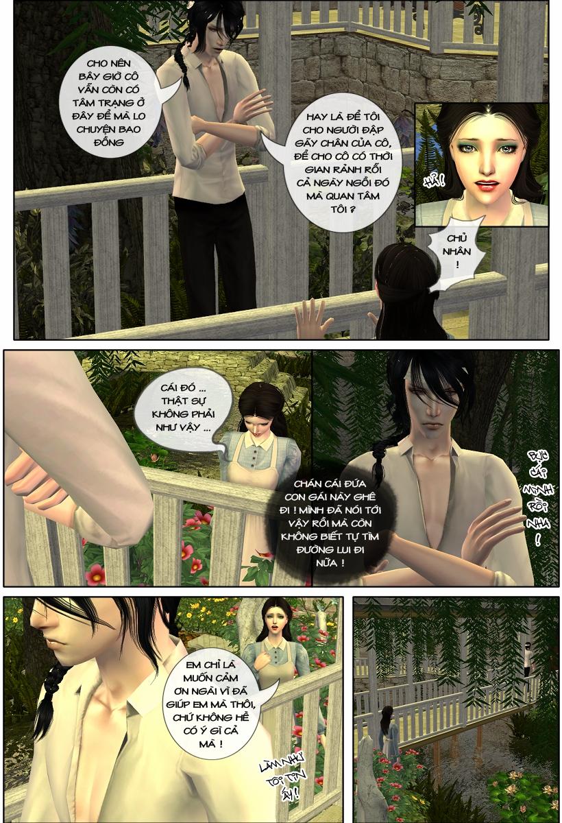Truyện Sims - Earl Story chap 85 - Trang 19