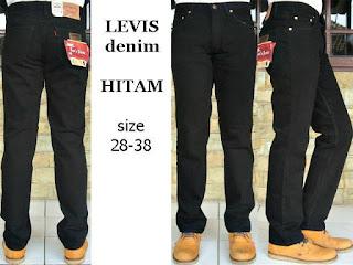 model celana jeans standar pria, model celana levis, model celana terbaru
