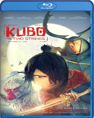 Kubo and the Two Strings [2016] [BD25] [Latino]