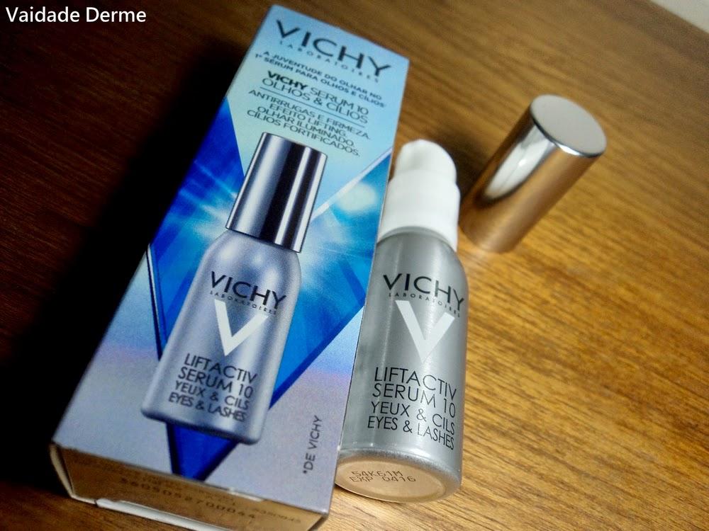 Liftactiv Serum 10 Olhos e Cílios Antienvelhecimento da Vichy