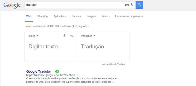 Google Tradutor off line e instantâneo