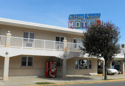 Sifting Sands Motel in Ocean City New Jersey