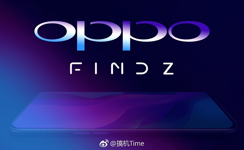 Alleged OPPO FIND Z with Snapdragon 855 trademark application spotted at EUIPO website!