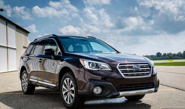 2017 Subaru Outback 3.6R Review and cost