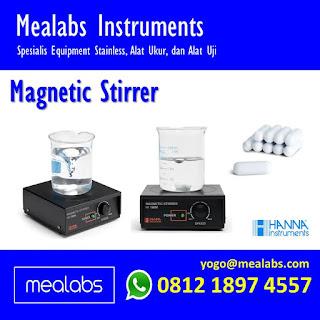 Magnetic Stirrer dan Aplikasinya dari Hanna Instruments
