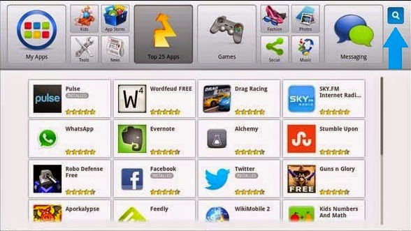 Search for subway surfers in bluestacks