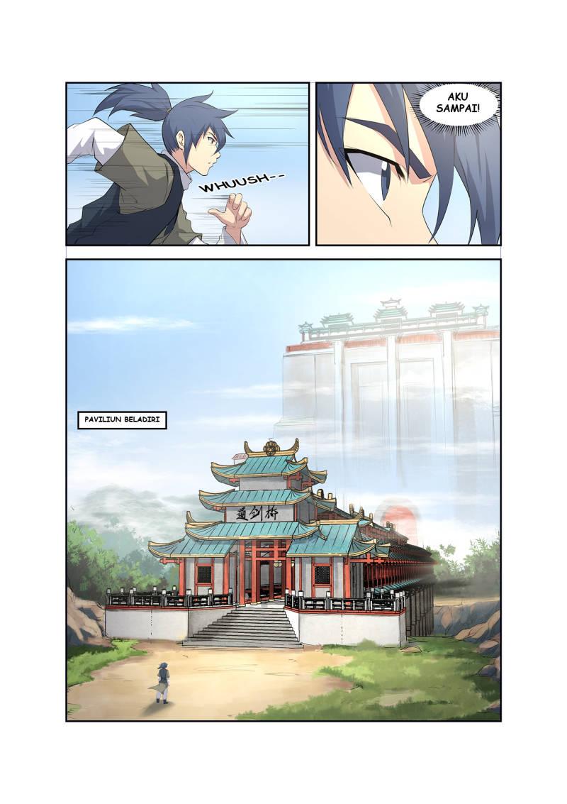 Heaven Defying Sword Bahasa Indonesia Chapter11