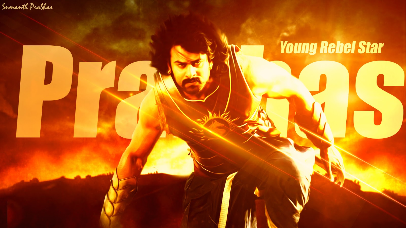 Good Wallpaper Logo Raju - bahubali_actor_prabhas-HD  Gallery_515443.jpg