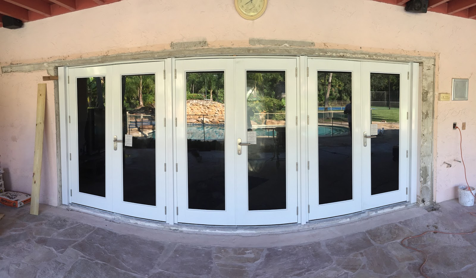 Airmaster Patio Outswing Impact Doors Installation In Pinecrest, FL ...