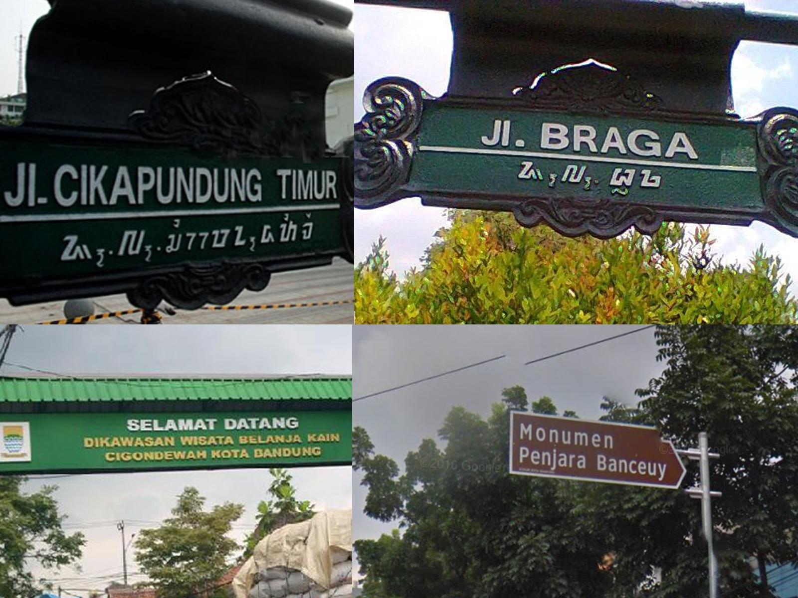 Mengenal Kosakata Bahasa Sunda Dari Nama Nama Tempat Di Bandung