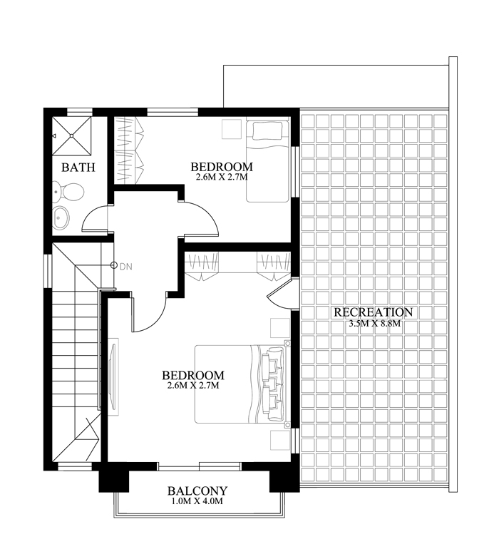 Are you finally decided to build a house of your own or in your family? Well, you know it has to be ideal and perfect.  You've been dreaming about this for years, after all! We know, it's always hard to decide how your house should look. There are countless options. Here are the three small two story house plans, designs and styles for free just for you.    HOUSE PLAN 1         GROUND FLOOR   SECOND FLOOR  Specification: Beds: 3 Baths: 3  Floor Area: 124 sq.m.  Lot Area: 147 sq.m.  Garage: 1   HOUSE PLAN 2         GROUND FLOOR     SECOND FLOOR  Specification: Beds: 3 Baths: 2 Floor Area: 145 Sq.m. Lot Size: 152 Sq.m. Garage: 1   HOUSE PLAN 3          GROUND FLOOR   SECOND FLOOR  Specification:  Beds: 3 Baths: 2 Floor Area: 145 sq.m. Lot Size: 152 sq.m.  Garage: 1  SOURCE: www.pinoyhouseplans.com