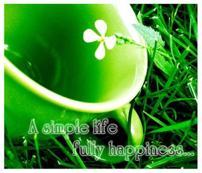 Cuộc sống hóa ra thật đơn giản