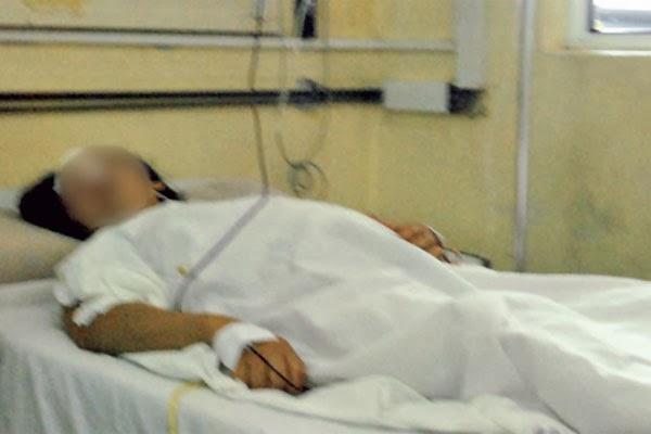 Resultado de imagen para JOVEN MUJER INTERNA EN HOSPITAL