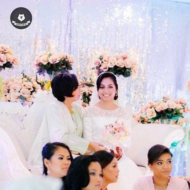Perkahwinan Nad Zainal dan Muhammad Faliq