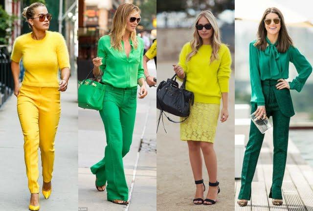 Looks com as cores do Brasil para o 7 de Setembro