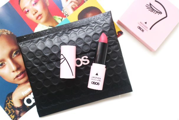 ASOS Matte Lipstick in Uncompromising | The Beauty is a Beast