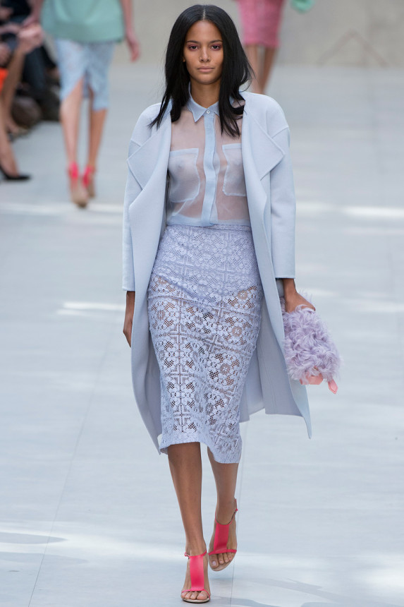 Burberry Prorsum  Spring 2014  Collection