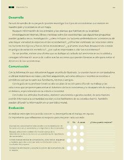 Apoyo Primaria Ciencias Naturales 4to Grado Bloque II Evaluación