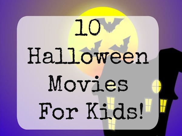 10 Halloween Movies Suitable For Kids