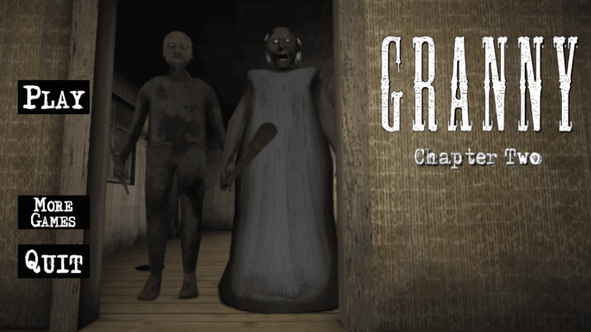 Granny: Chapter Two MOD MONSTRO NÃO SE MOVE 1.1.7