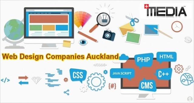 Web design companies Auckland