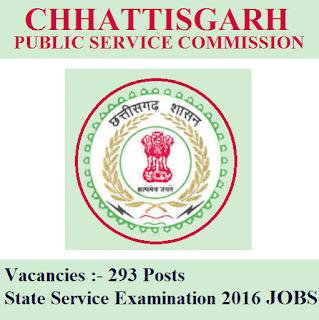Chhattisgarh Public Service Commission, CGPSC, PSC, Chhattisgarh, State Service Exam 2016, Graduation, freejobalert, Sarkari Naukri, Latest Jobs, cgpsc logo