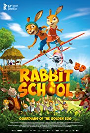 Watch Rabbit School - Guardians of the Golden Egg Online Free 2017 Putlocker