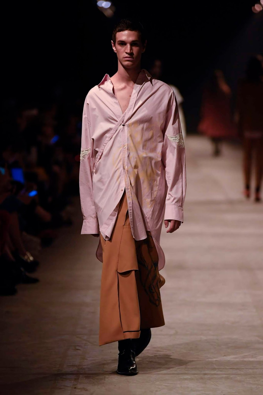 bed jw ford spring summer  runway show pitti immagine uomo male fashion trends