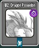 Dragón Poseidón en el libro de dragones