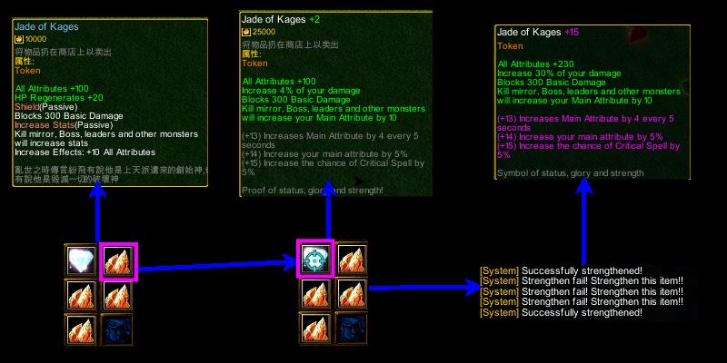 naruto castle defense upgrade jade of kage part 2
