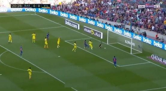 بالفيديو : برشلونة يتفوق على فياريال برباعية مقابل هدف السبت 06-05-2017 فى الدوري الاسباني