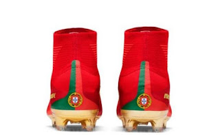 Nike has made some new boots that only Cristiano Ronaldo can wear