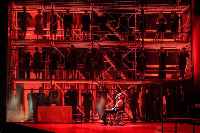 Verdi: Nabucco - Antonio Yang, Czech Philharmonic Choir Brno - Heidenheim Opera Festival (Photo Oliver Vogel)