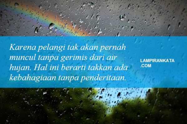 Kata Kata Motivasi Saat Hujan