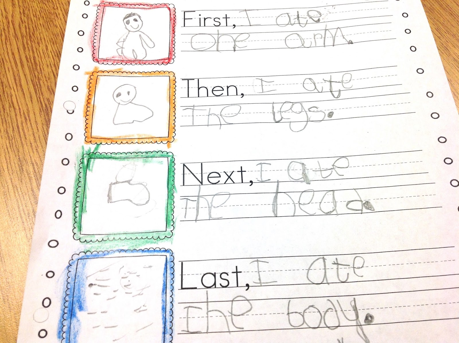 Teaching The Reading Amp Writing Connection In Kindergarten