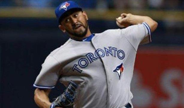Extrañamente Franklin Morales dejado en Libertad por Toronto #MLB ...