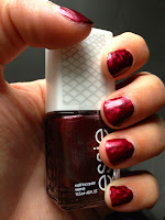 Repstyle Collection, Nagellack, Magnetlack, rot